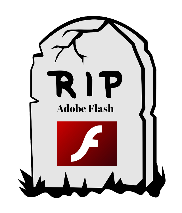 Adobe Flash EOL